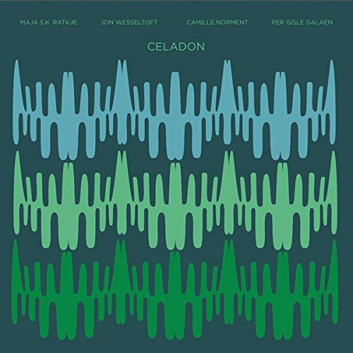 CD : RATKJE / JON WESSELTOFT / CAMILLE NORMENT / PER GISLE GALAEN,MAJA S.K. - Celadon (CD)