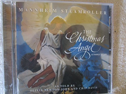 (The Christmas Angel: A Family Story by Mannheim Steamroller, Chip Davis (1998) Audio CD)