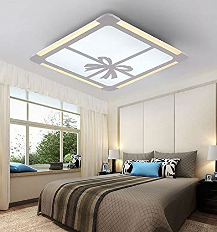 Cttsb Living Room Bedroom Light Side Light Led Ceiling Lamp Shaped