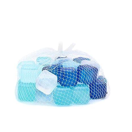 Amazon.com: DEI - Cubitos de hielo reutilizables (30 ...