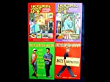 Encyclopedia Brown Set 4 (Case of the Slippery Salamander, Case of the Secret Pitch, Case of Pablo's Nose, Boy Detective) (Encyclopedia Brown)