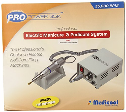 Medicool Pro Power 35k Professional Electric File by Medicool