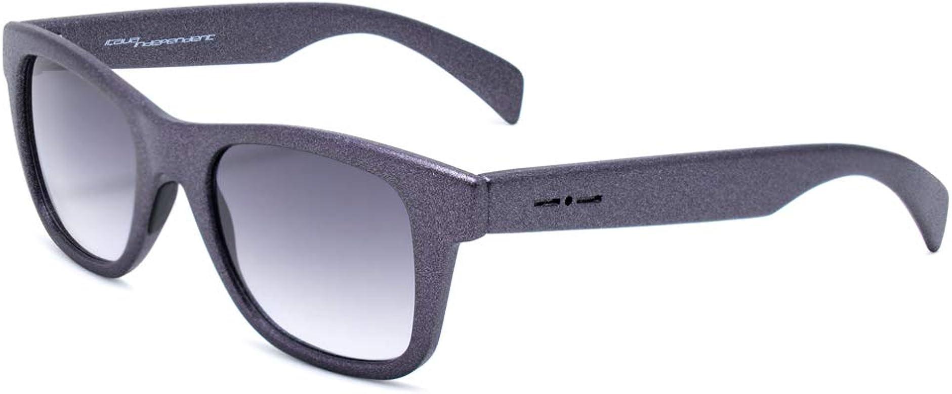 italia independent 0090BTT-017-000 Gafas de Sol, Gris, 46 ...