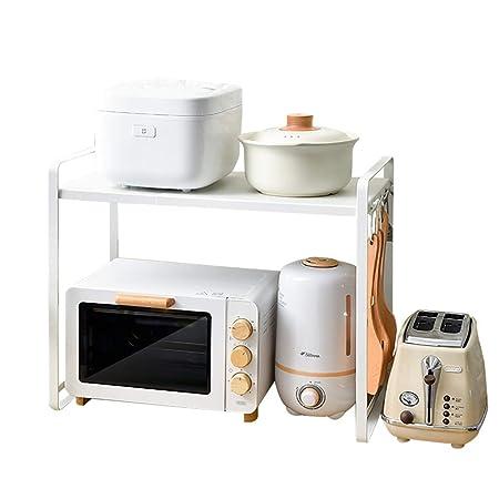LCF Accesorio de Cocina Microondas Estante de Cocina Cocina Metal ...