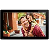 NIX 18.5 inch Hi-Res Digital Photo Frame, with Motion Sensor, 4GB USB Memory, Photo, Video & Music - X18B
