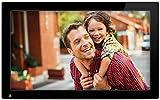 NIX 18.5 inch Hi-Res Digital Photo Frame with Motion Sensor - 4GB USB Memory - Photo & Video - X18B