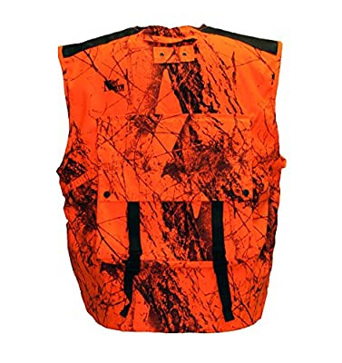 Mountain Pass Extreme Big Game Blaze Hunting Vest