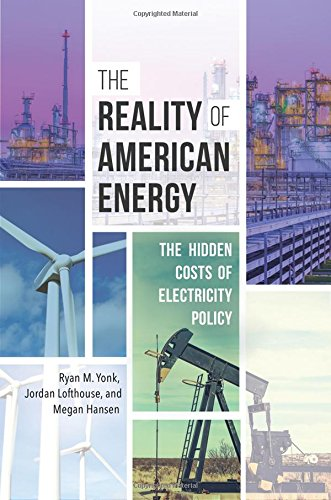 The Reality Of American Energy  The Hidden Costs Of Electricity Policy