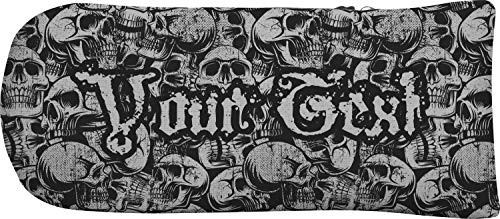 YouCustomizeIt Skulls Putter Cover (Personalized)]()