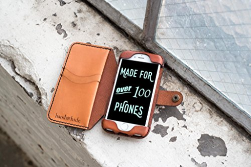 iPhone 7 Mult.e Convertible Leather Wallet Case by Hand and Hide