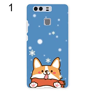 Amazon.com: wintefei PC Cute dibujos animados de perro back ...