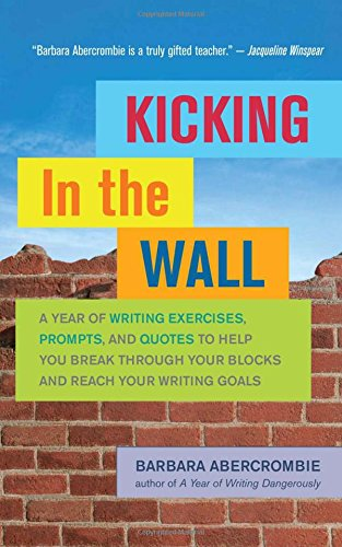 book cover of Kicking in the Wall