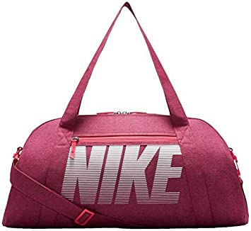 648c566864d0 Nike Women s Pink Polyester Gym Club Training Duffel Bag (Ba5490-633)   Amazon.in  Bags