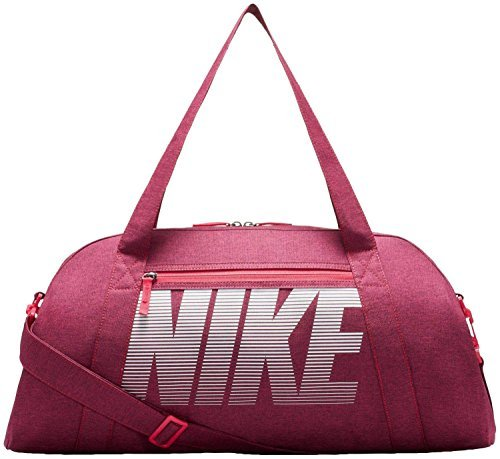 Nike Gym Club Training Duffel Bag,RUSH PINK/RUSH PINK/WHITE,One Size (Bags 22' Pink)