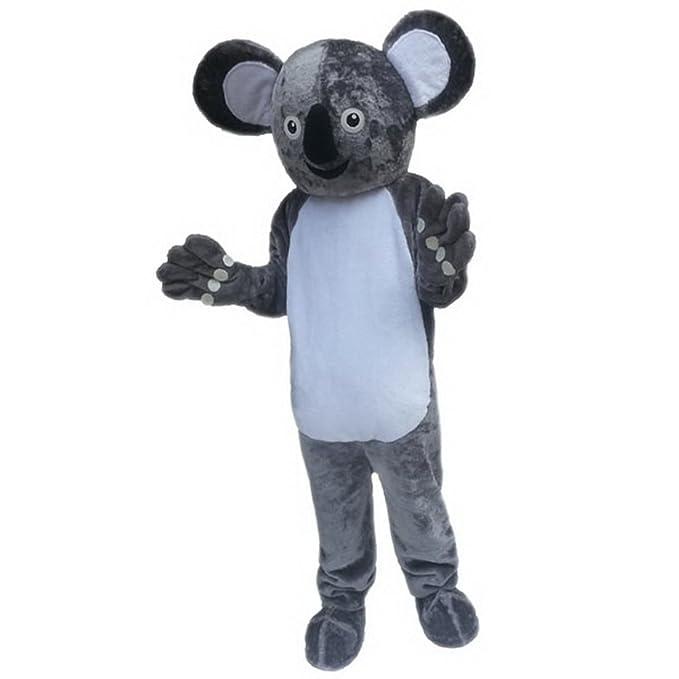 Gris Koala oso mascota disfraz Real imagen 15 – 20days entrega ...