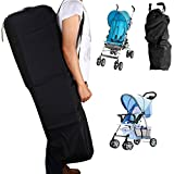Yosoo Travel Gate Check Bag Organizer for Pushchair Strollers Umbrella Strollers, With Shoulder Strap, for Airplane Gate Check and Storage
