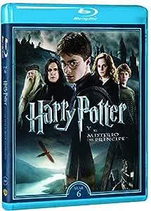 Harry Potter Y El Misterio Del Príncipe. Nueva Carátula