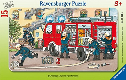 Ravensburger My Fire Engine