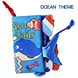 Best Baby Cloth Books - beiens Ocean Theme My Quiet Books - Soft Review