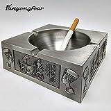 PlenTree 3D Ancient Egypt Pharaoh Ashtray Cement Mold Mold Gypsum Chocolate Candle Soap Kitchen Baking