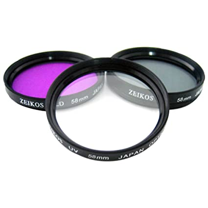 Circular Polarizer Multicoated 37mm C-PL Multithreaded Glass Filter For Sony HXR-MC2000U