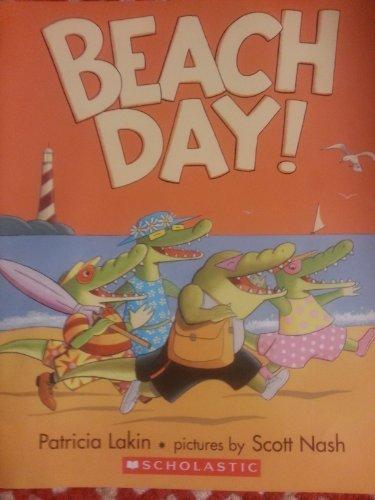 Beach Day! pdf