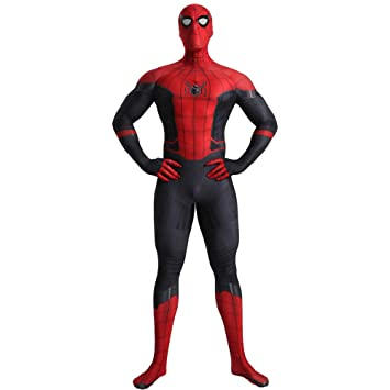 FYBR Disfraz de Spider-Man Homecoming SuperSkin para Adultos ...