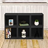 Way Basics Eco Stackable Storage Cube and Cubby