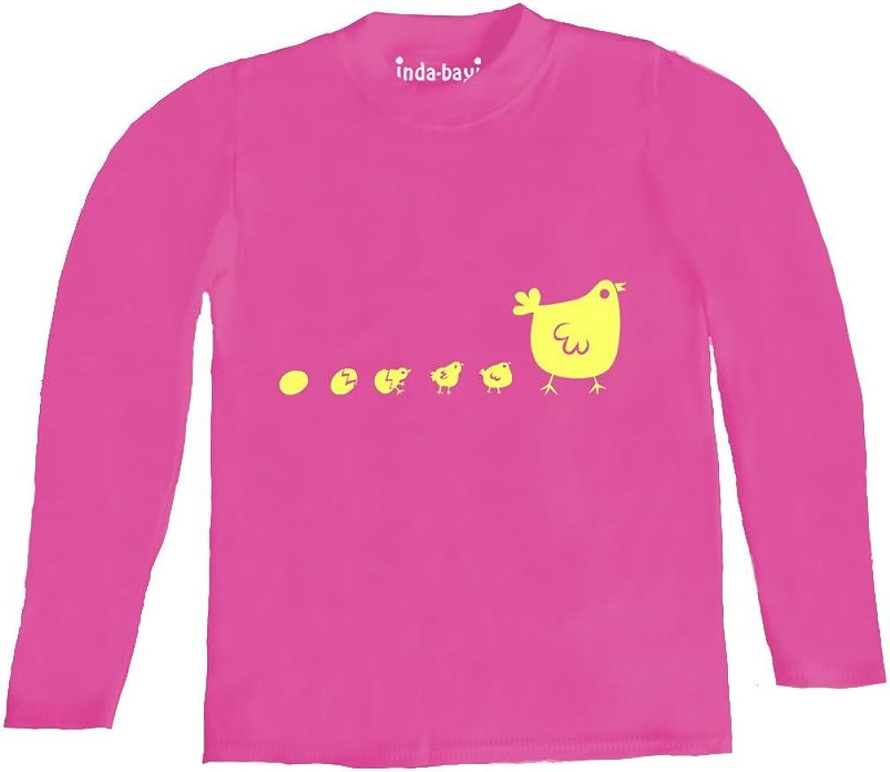 Spring Chicks Inda-Bayi Baby-Toddler-Kids Cotton Long Sleeve T Shirt