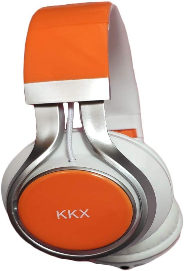 KKX Wireless Bluetooth Headphones on Ear Earphones with Bass Driven Sound