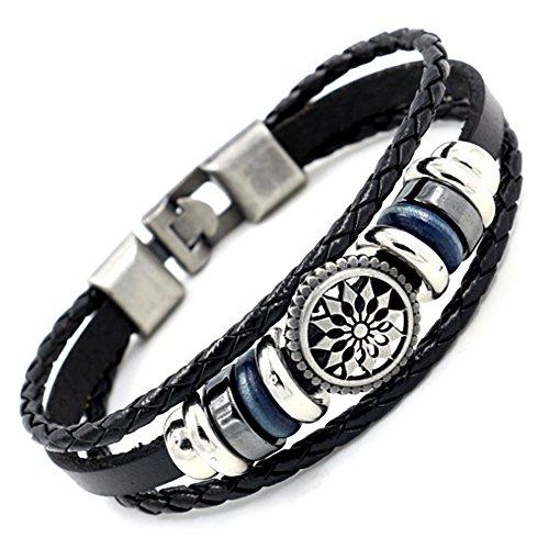 Handmade Punk bracelet for Man