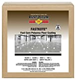 Rust-Oleum 280972 Clear FastKote Polyurea Floor Coating, 1 gal Can