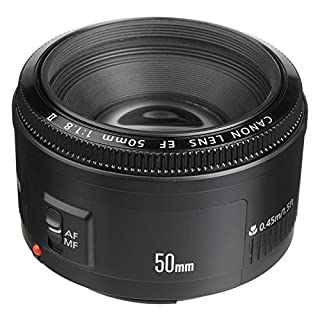 Canon EF 50mm f/1.8 II Camera Lens - Fixed (Discontinued by Manufacturer) (B00007E7JU) | Amazon price tracker / tracking, Amazon price history charts, Amazon price watches, Amazon price drop alerts