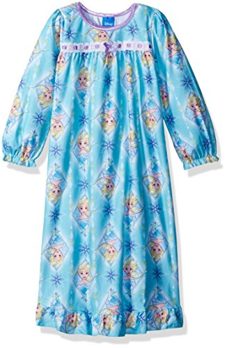 Childrens Blue Nightgown - 9