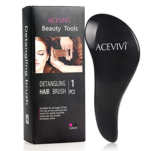 Acevivi Detangling Brush Or Comb Styling Brush For Adults Kids