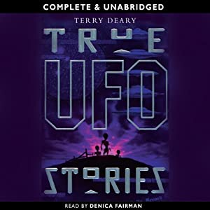 True UFO Stories Audiobook