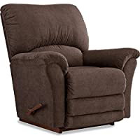 La-Z-Boy Calvin Reclina-Rocker Recliner, Walnut