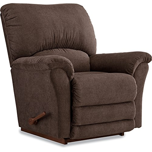 La-Z-Boy Calvin Reclina-Rocker Recliner, Walnut (Lazy Boy Recliner)