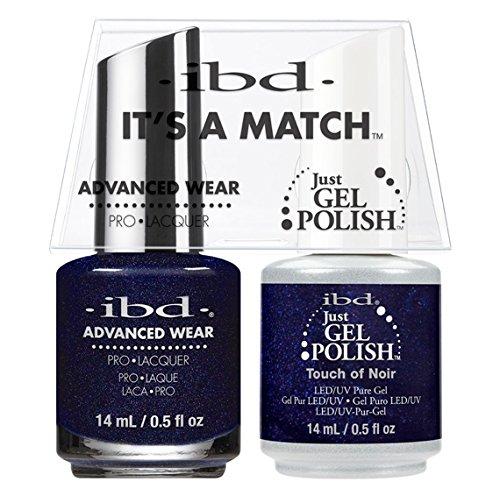 学習アパートシソーラスibd - It's A Match -Duo Pack- Touch of Noir - 14 mL / 0.5 oz Each