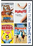 Bachelor Party/Porky's/Revenge Of The Nerds/Weekend At Bernie's (Bilingual) - Best Reviews Guide