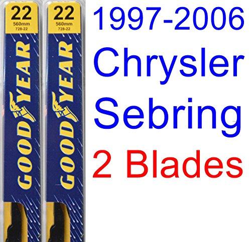 98 Chrysler Sebring Convertible - 5