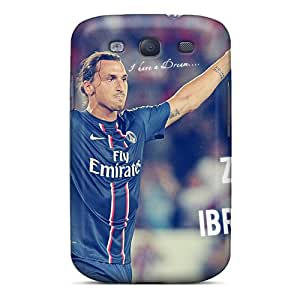 Samsung Galaxy S3 FaY19459nrYH Provide Private Custom Attractive The Player Of Psg Zlatan Ibrahimovic After The Victory Skin Shock-Absorbing Cell-phone Hard Cover -CristinaKlengenberg