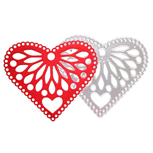 (Topunder Merry Christmas Metal Cutting Dies Stencils Scrapbooking Embossing DIY Crafts)