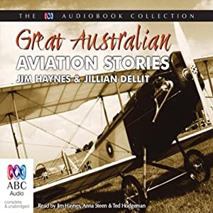 Great Australian Aviation Stories Audiobook