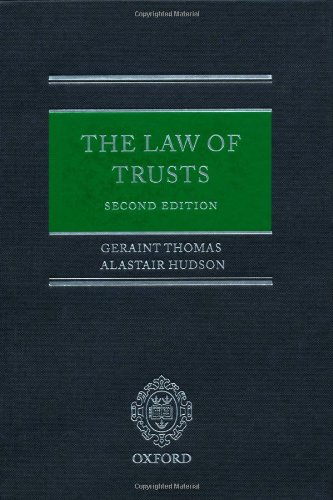 The Law of Trusts by Oxford University Press