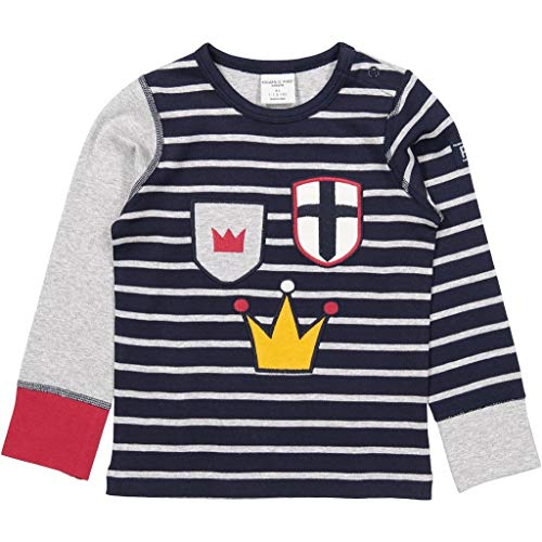 Polarn O. Pyret Knight Inspired ECO TOP (Baby) - 1-1.5 Years/Dark Sapphire