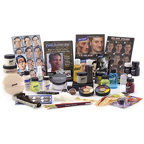 Gore Makeup - Graftobian Special FX Trauma Pro Makeup Kit