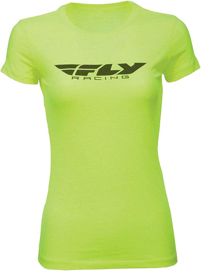 Fly Racing Unisex-Adult Corporate Ladies Tee Berry Large