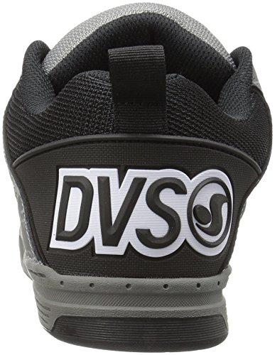 DVS Shoes Comanche, chaussons d'intérieur homme, Grau (Grey Black White), 40 EU