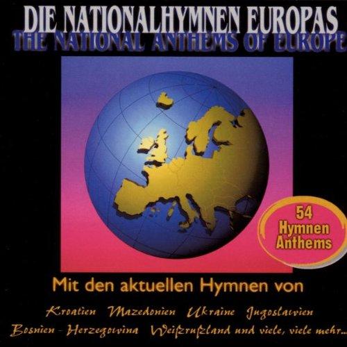 Price comparison product image Die Nationalhymnen Europas